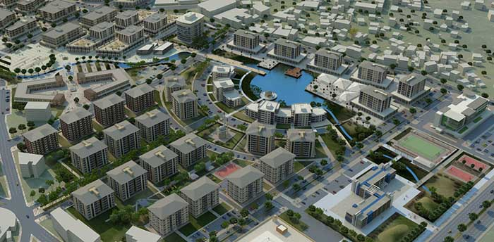 First Foreign Investor on Turkey's First Mega Urban Revolution Project